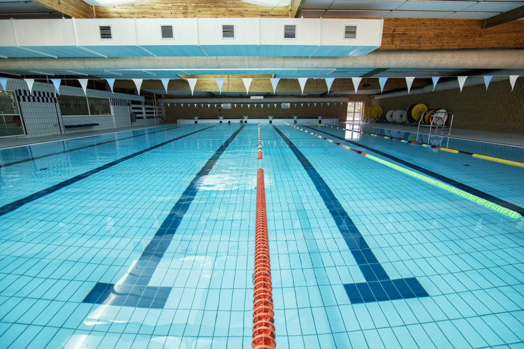 Grand bassin sportif